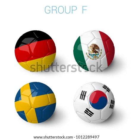Foto stock: Fútbol · Rusia · Alemania · color · diseno · madera