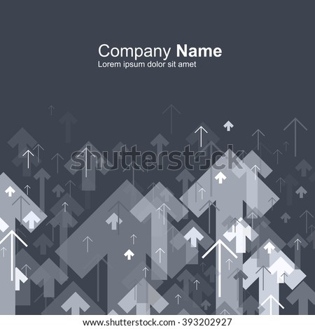 Abstract gray lines motion background. Good for financial annual Stock photo © pashabo