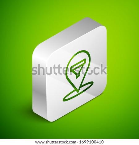 3D modelo de design marketing ícones marcador Foto stock © rwgusev