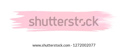 Coloured Watercolor Background. Pink, grey and gold brush strokes Stock photo © Natalia_1947
