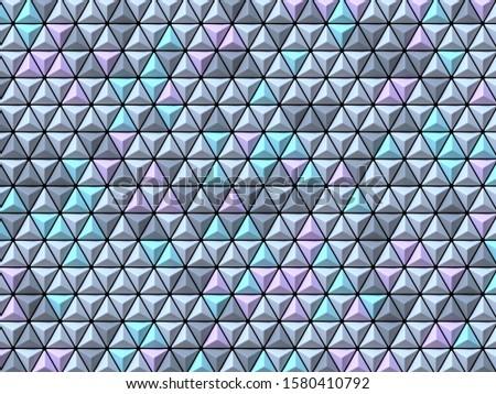 Streszczenie geometryczny cztery pastel kolor 3d Zdjęcia stock © djmilic