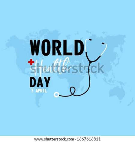 Stock fotó: Világ · egészség · nap · üdvözlőlap · szívdobbanás · színes
