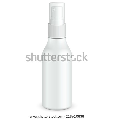 Cosmetic Parfume, Deodorant, Freshener Or Medical Antiseptic Dru Stock photo © netkov1