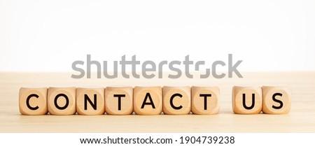 деревянный стол слово служба бумаги телефон Сток-фото © fuzzbones0
