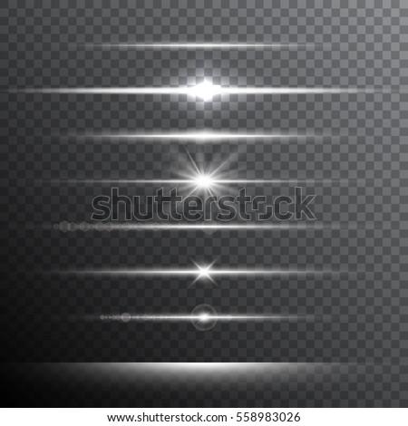 optyczny · świetle · star · efekt · realistyczny - zdjęcia stock © loud-mango