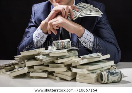 caer · dólar · vector · archivo · capas · mercado - foto stock © makyzz