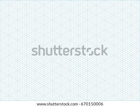 Izometryczny wykres papieru działalności biuro Zdjęcia stock © olehsvetiukha