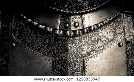 Medieval knight Stock photo © bloodua