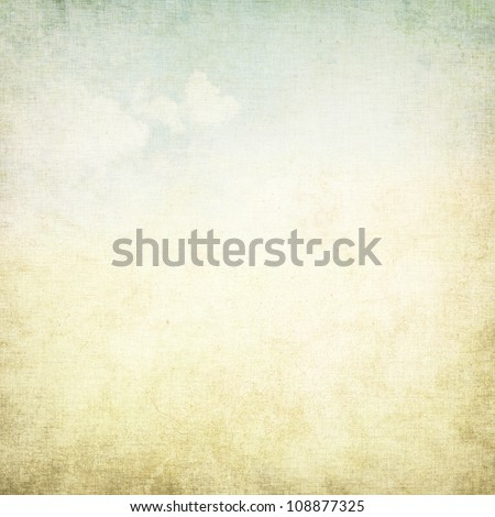 old paper grunge background with delicate abstract canvas textur Stock photo © oly5