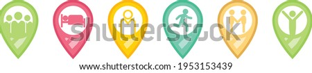 Microscope Concept - Sticker on Message Board. Stock photo © tashatuvango