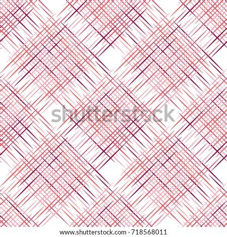 Stockfoto: Naadloos · abstract · Rood · patroon · garen
