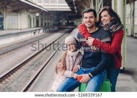 写真 優しい 家族 良い 関係 旅行 ストックフォト © vkstudio