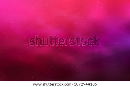 Abstract starry gradient vector background with color variants. Stock photo © tuulijumala