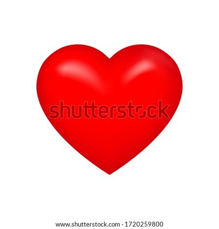 abstrato · brilhante · vermelho · coração · casamento · projeto - foto stock © pathakdesigner