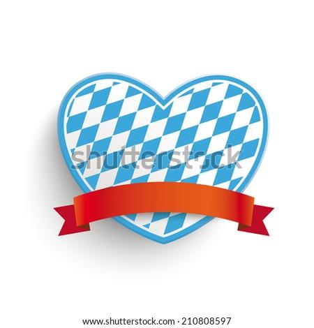 Oktoberfest rot Herzen Design Sex Hintergrund Stock foto © Wetzkaz