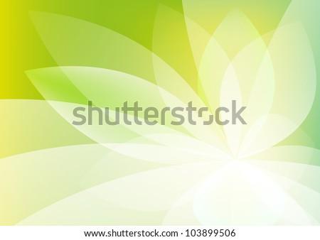 Foto stock: Brillante · colorido · moderna · jugoso · verde · amarillo