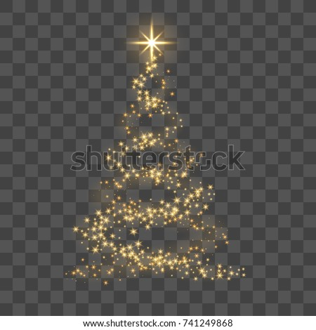 abstract holiday christmas tree Stock photo © alexaldo