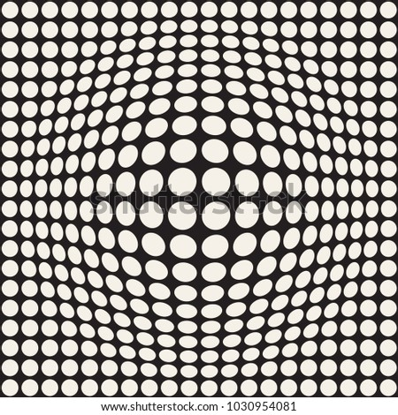 Halftoon effect abstract meetkundig ontwerp Stockfoto © samolevsky
