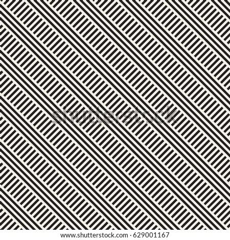 Parallel Streifen Vektor monochrome Muster Stock foto © samolevsky