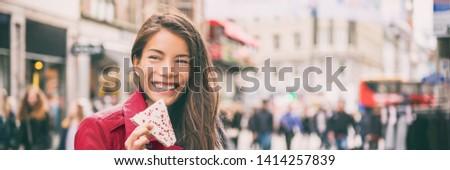 コペンハーゲン 旅行 ライフスタイル 女性 観光 食べ ストックフォト © Maridav