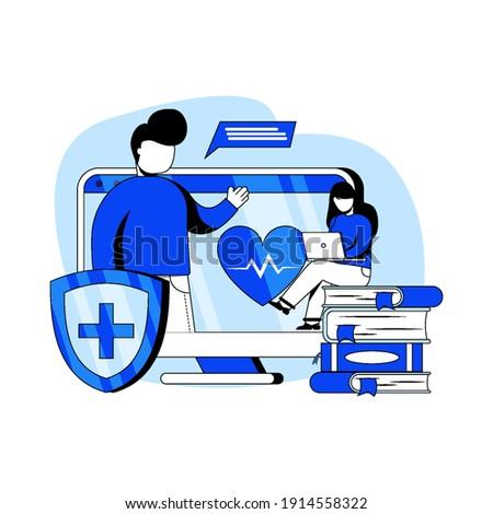 Klinikai laboratórium elemzés ikonok rajz szett Stock fotó © RAStudio