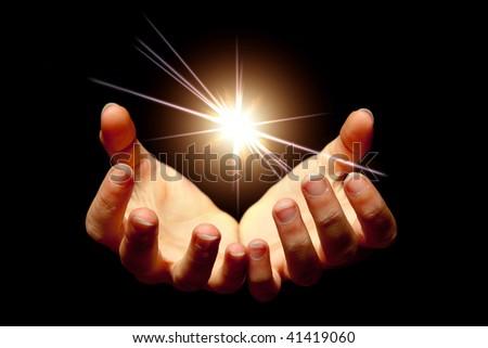 женщины рук блестящий темно Сток-фото © oly5