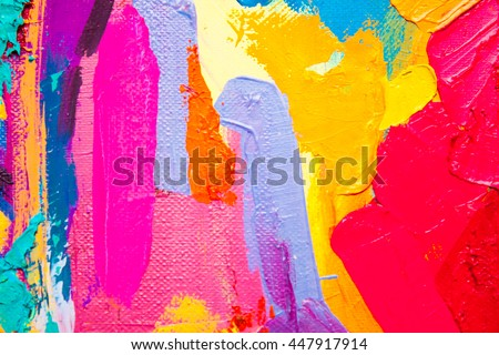 blue hand painted grunge abstract stock photo © sarts
