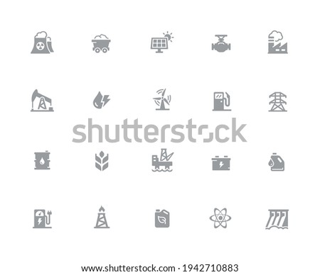 Science Icons // 32 pixels Icons White Series Stock photo © Palsur