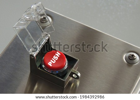 A keyboard with an unlabeled button Stock photo © Zerbor