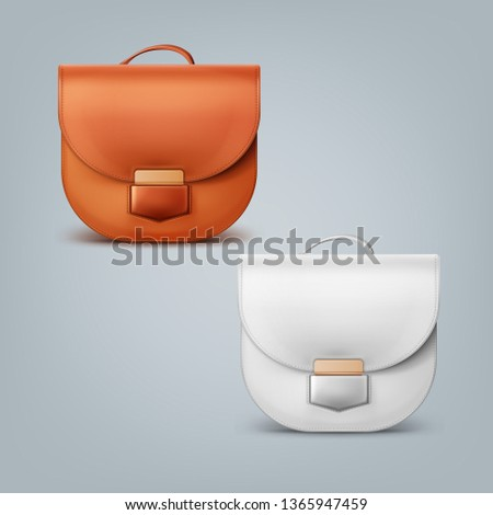 Women's Ginger Handbag Stock photo © zhekos