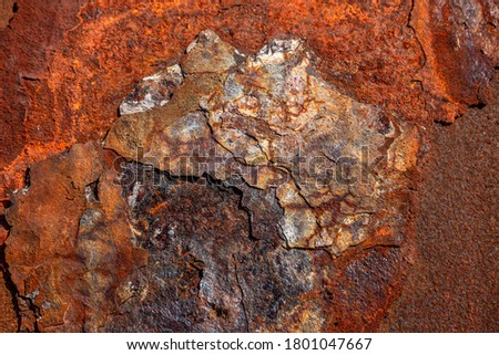 large rust backgrounds stock photo © ilolab