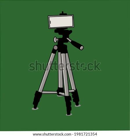 3d cámara de vídeo Foto stock © Morphart