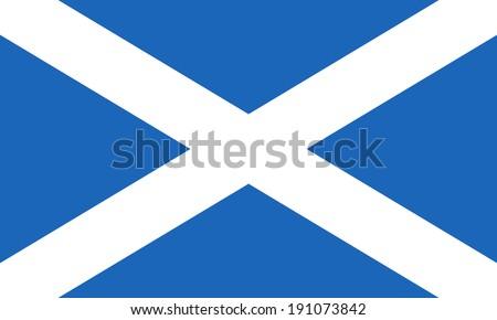 Bandera Escocia 3D diseno fondo Foto stock © andreasberheide