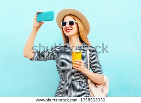Stock fotó: Fotó · boldog · nő · 20-as · évek · visel · napszemüveg