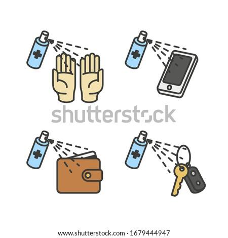 smartphone · clé · isolé · blanche · téléphone · design - photo stock © kyryloff