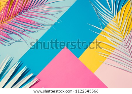 Abstract summer tropical background  Stock photo © Artspace