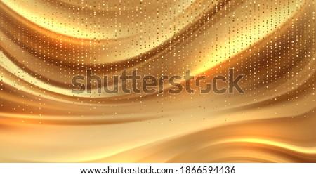 Szatén divat absztrakt szövet piros függöny Stock fotó © montego