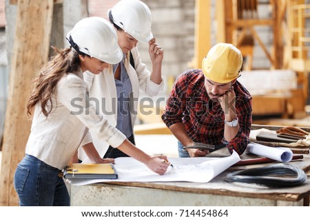 planos · chave · velho · escritório · papel · casa - foto stock © photography33