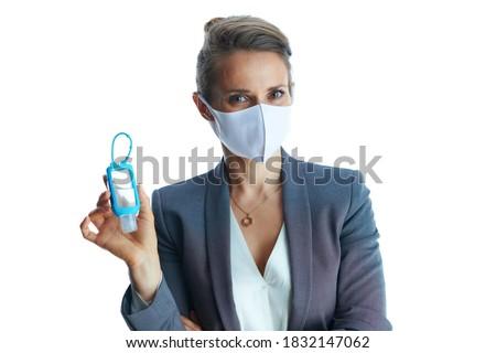 zakenvrouw · witte · vrouw · pen - stockfoto © wavebreak_media