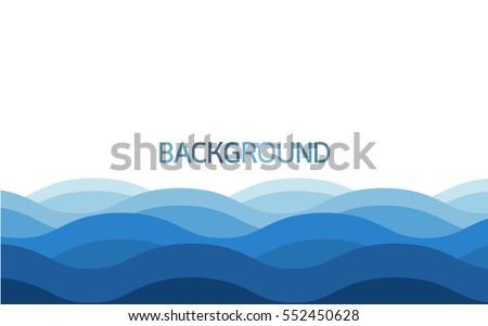 Agua ola resumen naturaleza salud fondo Foto stock © arcoss