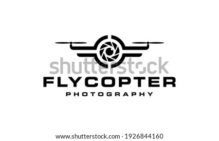 Elegant picture of remote control helicopter Stock photo © dmitrydenisov