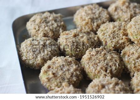 Conjunto carne jantar fresco refeição macro Foto stock © fotoaloja