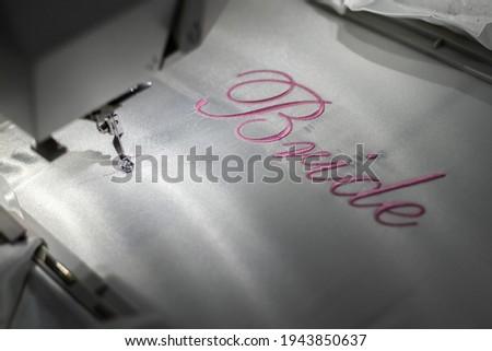 Rosa lingerie bastante italiano morena mulher Foto stock © disorderly