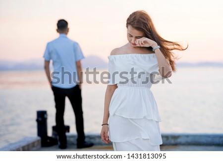 End of love Stock photo © Kotenko