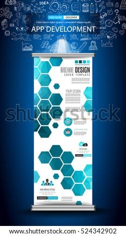 приложение · развития · болван · дизайна · стиль · пользователь - Сток-фото © davidarts