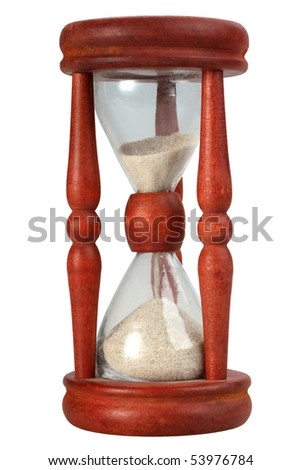運動 孤立した 白 木材 ガラス 砂 ストックフォト © tetkoren