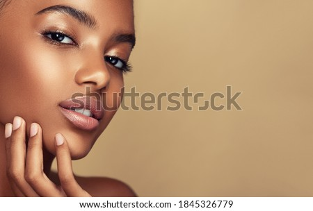 African-American Girl Stock photo © bluering