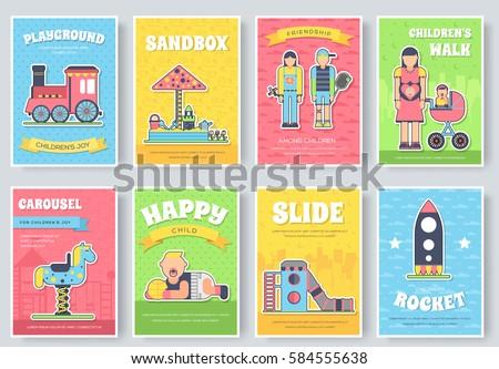 Kártyapakli poszter brosúra borító sablon információ Stock fotó © Decorwithme