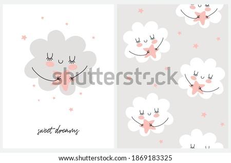Sleep graphic design template vector illustration Stock photo © haris99