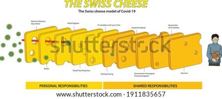 Swiss cheese Stock photo © Digifoodstock